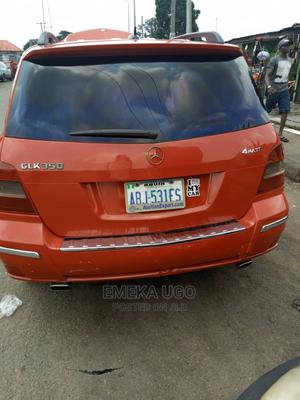 Mercedes-Benz GLK-Class 2011 350 4MATIC Red | Cars for sale in Rivers State, Port-Harcourt