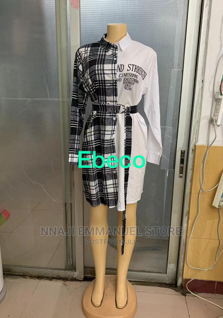 Archive: New Quality Female Gown