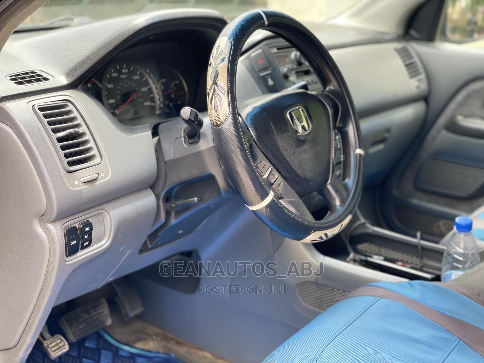 Honda Pilot 2005 LX 4x4 (3.5L 6cyl 5A) Black | Cars for sale in Jabi, Abuja (FCT) State, Nigeria