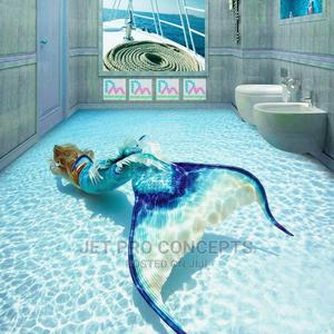 Mamaid 3D Epoxy Flooring   Wedding Venues & Services for sale in Lagos State, Lekki