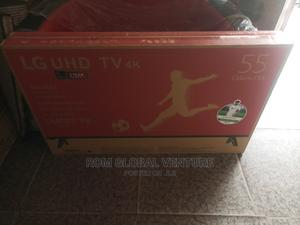 LG 55inch Smart Uhd Television   TV & DVD Equipment for sale in Anambra State, Nnewi