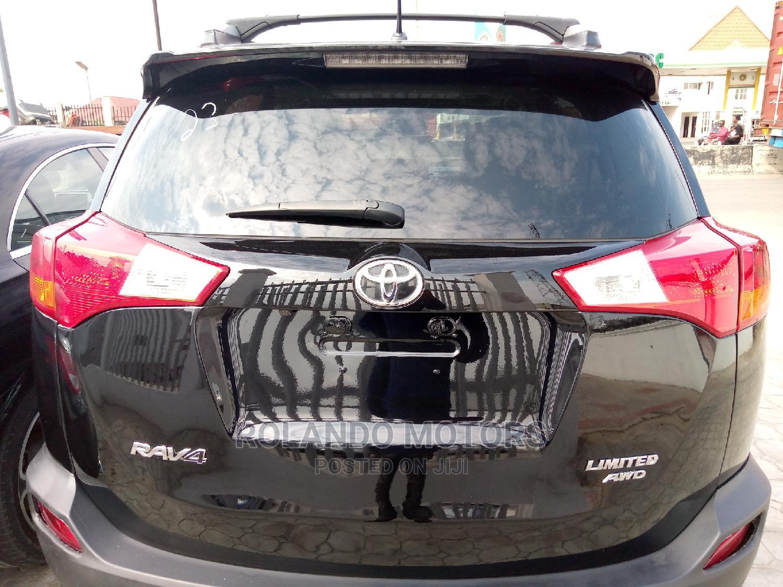 Archive: Toyota RAV4 2013 Black