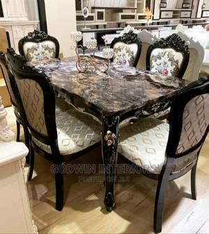 Wooden Antique Dining Table | Furniture for sale in Lagos State, Ikeja