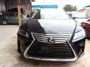 Lexus RX 2019 350 F Sport FWD Blue   Cars for sale in Lagos State, Ikeja