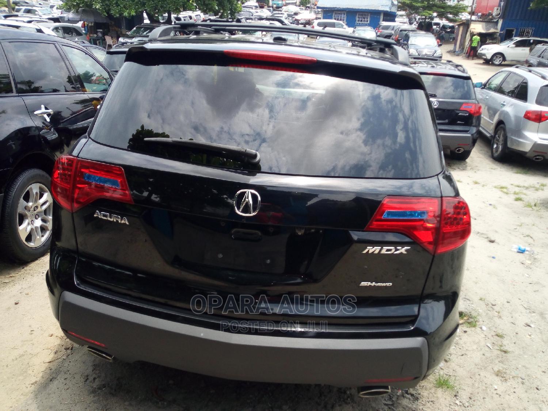 Acura MDX 2009 Black | Cars for sale in Amuwo-Odofin, Lagos State, Nigeria