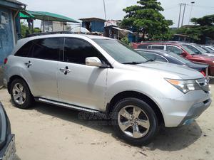 Acura MDX 2008 Silver   Cars for sale in Lagos State, Amuwo-Odofin
