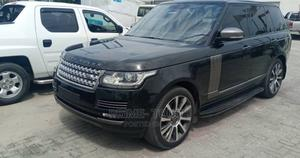 Land Rover Range Rover Vogue 2013 Black   Cars for sale in Lagos State, Surulere