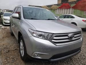 Toyota Highlander 2012 Silver | Cars for sale in Lagos State, Ogba
