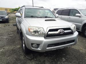 Toyota 4-Runner 2007 Limited 4x4 V6 Silver | Cars for sale in Lagos State, Amuwo-Odofin