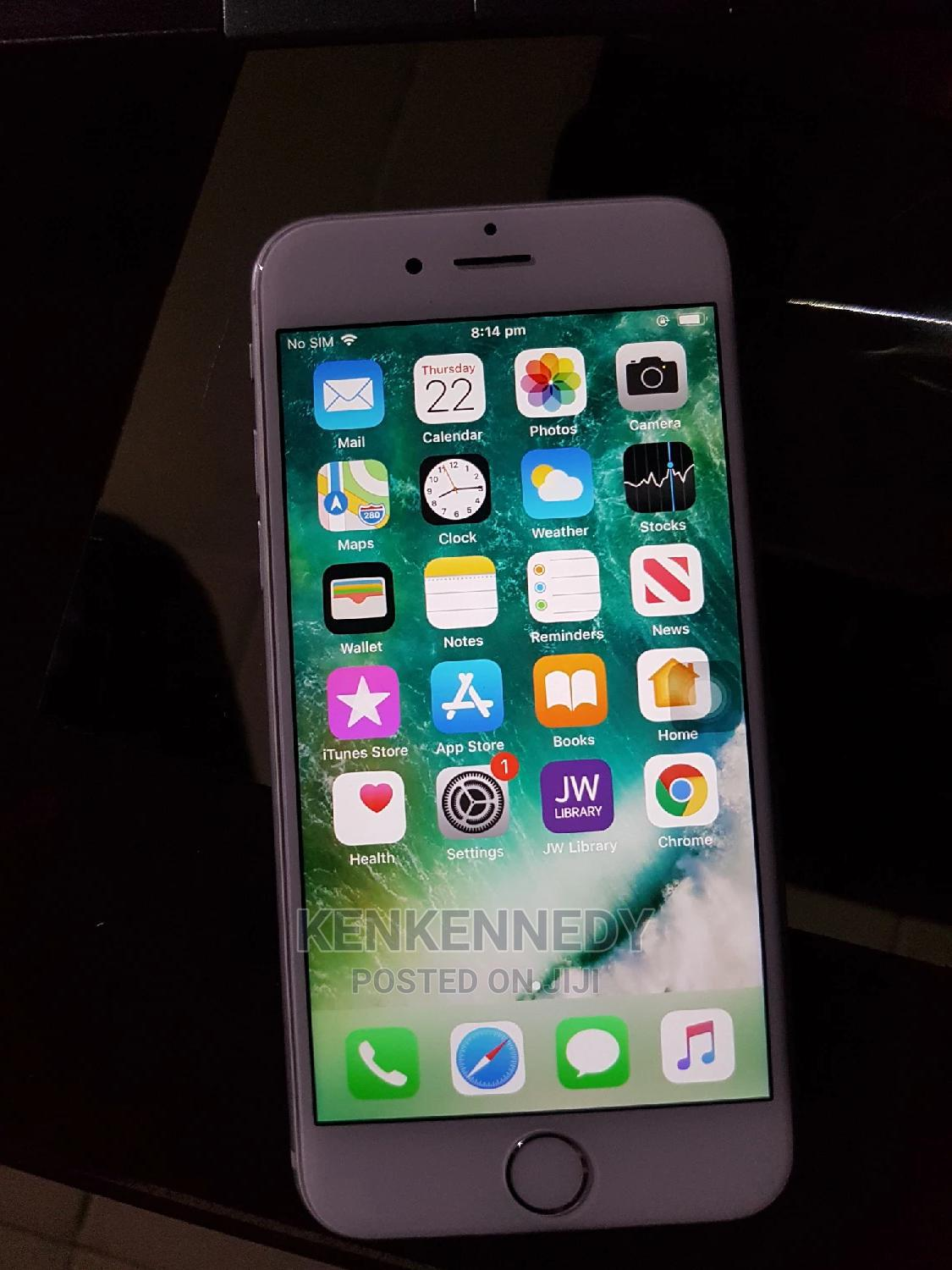 Archive: New Apple iPhone 6 64 GB Silver