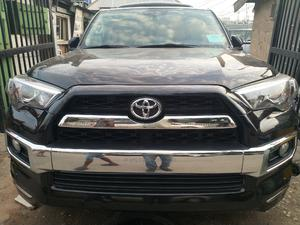 Toyota 4-Runner 2017 Black | Cars for sale in Lagos State, Ikeja