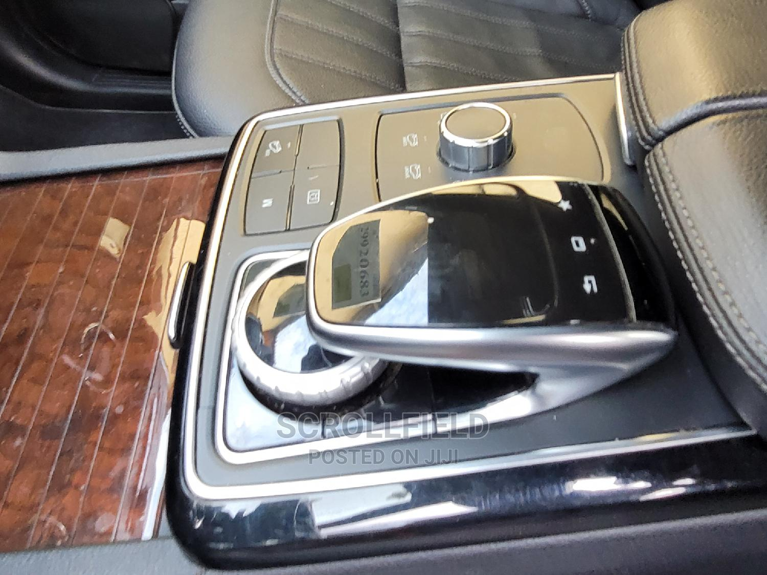 Mercedes-Benz GLE-Class 2016 Gray | Cars for sale in Surulere, Lagos State, Nigeria