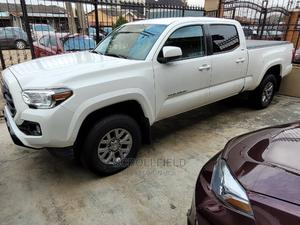 Toyota Tacoma 2019 White | Cars for sale in Lagos State, Surulere