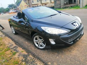 Peugeot 308 2012 CC 1.6 Black   Cars for sale in Abuja (FCT) State, Katampe