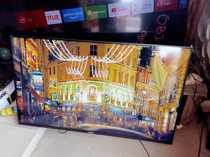 """SONY 50""""Inches Slim Android Smart 4K TV   TV & DVD Equipment for sale in Lagos State, Ojo"""