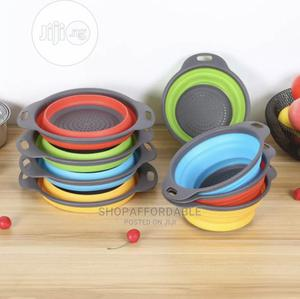 Collapsible Sieve | Kitchen & Dining for sale in Lagos State, Alimosho