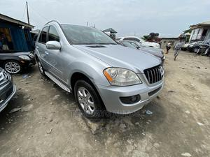 Mercedes-Benz M Class 2007 ML 350 4Matic Silver | Cars for sale in Lagos State, Apapa