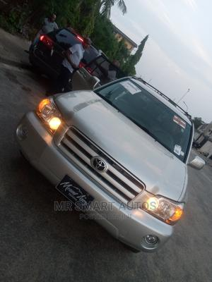 Toyota Highlander 2006 Limited V6 Silver | Cars for sale in Lagos State, Amuwo-Odofin