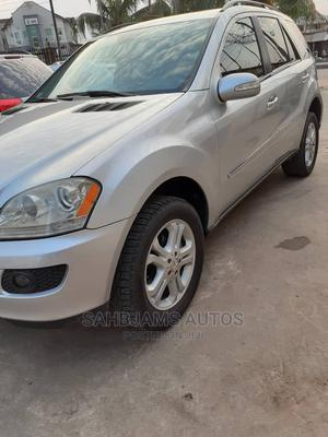 Mercedes-Benz M Class 2007 ML 350 4Matic Silver | Cars for sale in Lagos State, Isolo