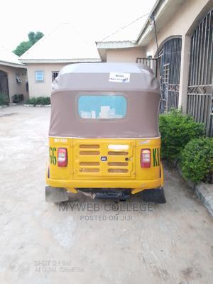 Bajaj RE 2018 Yellow | Motorcycles & Scooters for sale in Abuja (FCT) State, Mararaba