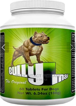 Bully Max Original | Pet's Accessories for sale in Lagos State, Agege