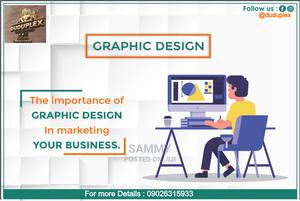Graphics Design and Web Design | Computer & IT Services for sale in Edo State, Benin City