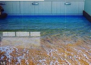 Beach Waters 3D Flooring   Wedding Venues & Services for sale in Lagos State, Lekki