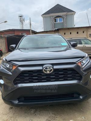 Toyota RAV4 2020 XLE FWD Gray | Cars for sale in Lagos State, Isolo