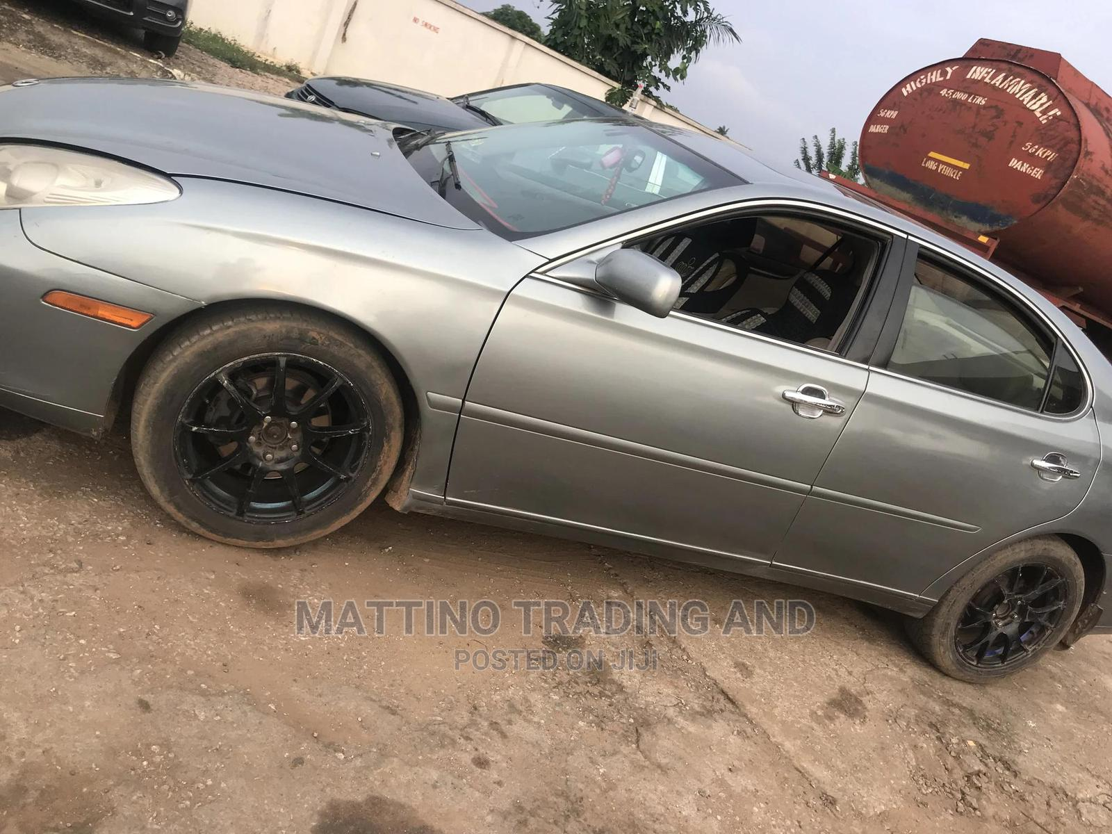 Lexus ES 2005 330 Silver   Cars for sale in Ado Ekiti, Ekiti State, Nigeria