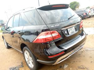 Mercedes-Benz M Class 2014 Black   Cars for sale in Lagos State, Ojo