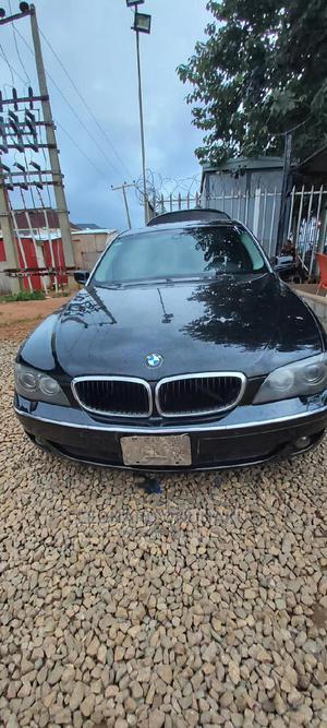 BMW 7 Series 2007 Black | Cars for sale in Abuja (FCT) State, Gwarinpa