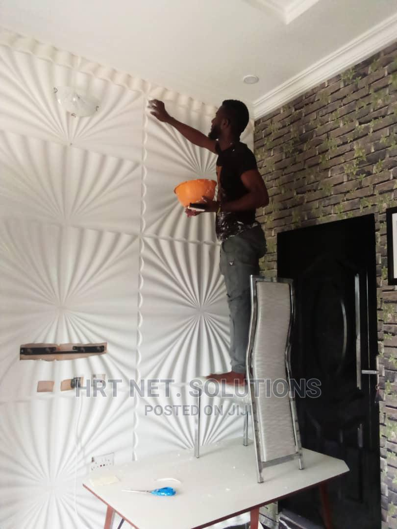 3D Wallpapers And Panels Design | Building & Trades Services for sale in Ugheli, Delta State, Nigeria