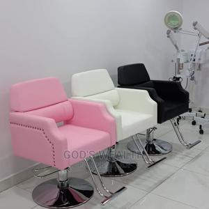 Purely Ltalian Design Salon Seat | Salon Equipment for sale in Lagos State, Lagos Island (Eko)