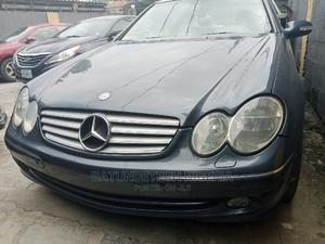 Mercedes-Benz CLK 2002 240 Gray | Cars for sale in Lagos State, Ikeja