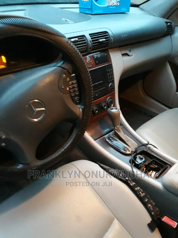 Mercedes-Benz C240 2004 White   Cars for sale in Utako, Abuja (FCT) State, Nigeria
