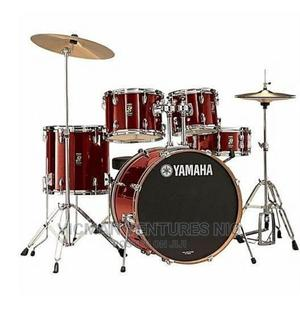 Yamaha Professional Drum Set - 5 Pieces | Musical Instruments & Gear for sale in Lagos State, Ojo