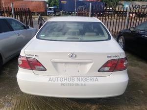 Lexus ES 2004 330 Sedan White | Cars for sale in Lagos State, Amuwo-Odofin
