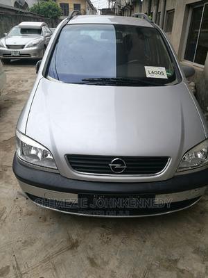 Opel Zafira 2003 Silver   Cars for sale in Lagos State, Ejigbo