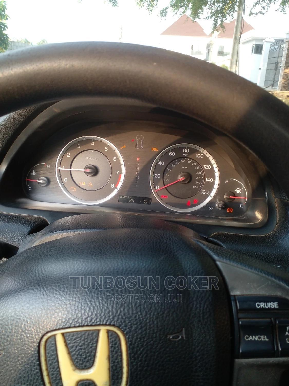 Archive: Honda Accord 2008 2.4 EX-L Black