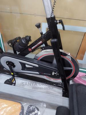 American Fitness Cycling Spin Bike   Sports Equipment for sale in Lagos State, Ikeja