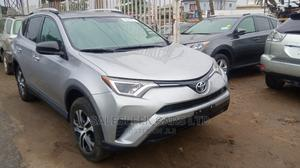 Toyota RAV4 2016 LE FWD (2.5L 4cyl 6A) Silver | Cars for sale in Lagos State, Isolo
