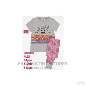 Girls Pajamas Set | Children's Clothing for sale in Abuja (FCT) State, Jabi