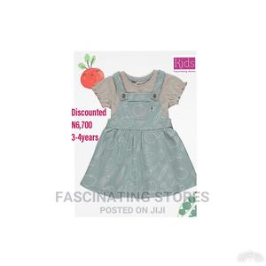 Royal Horticultural Society Pinafore Dress and Top Outfit | Children's Clothing for sale in Abuja (FCT) State, Jabi