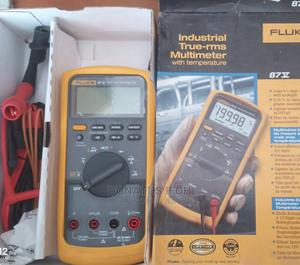 FLUKE 87v Industrial True-Rms Multiplier With Temperature | Measuring & Layout Tools for sale in Lagos State, Ojo