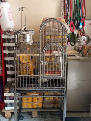 Exotic Parrot Cage for Sale | Pet's Accessories for sale in Abuja (FCT) State, Gwarinpa