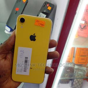 Apple iPhone XR 128 GB Yellow   Mobile Phones for sale in Lagos State, Ikeja