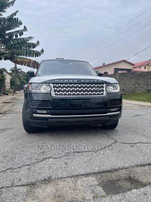 Land Rover Range Rover Vogue 2015 Black | Cars for sale in Lagos State, Lagos Island (Eko)