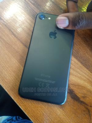 New Apple iPhone 7 32 GB Black   Mobile Phones for sale in Delta State, Warri