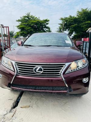 Lexus RX 2015 Red | Cars for sale in Lagos State, Ajah