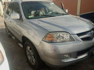 Acura MDX 2004 Sport Utility Silver | Cars for sale in Lagos State, Ojo